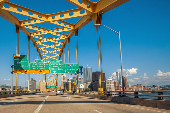 The Best Scenic Views in Pittsburgh