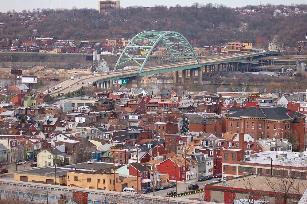 Pittsburgh Neighborhoods: The South Side - Pittsburgh Beautiful