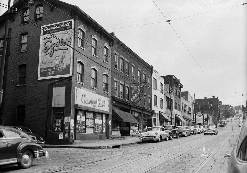 Pittsburgh Neighborhoods History Of The Hill District
