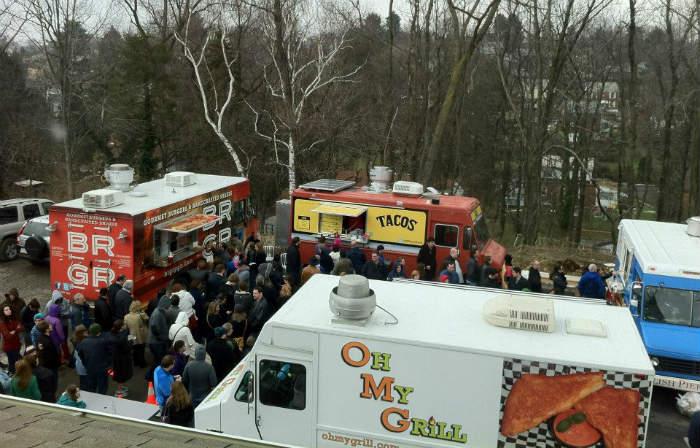 Riverhounds Food Truck Festival